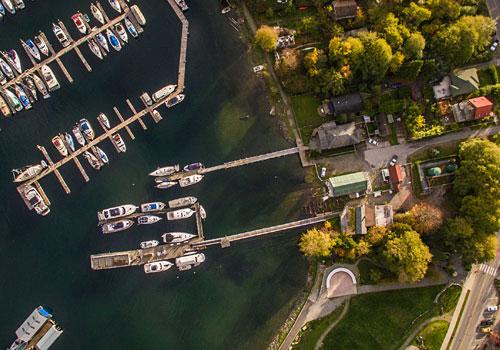 Moorage & Fuel Dock