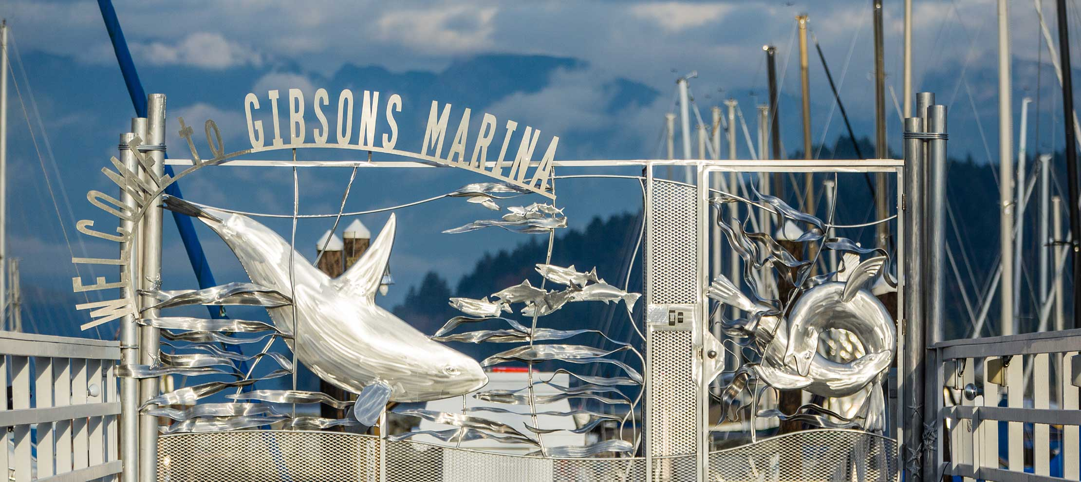 Welcome to Gibsons Marina